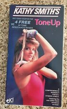 Kathy Smith - Tone Up (VHS, 1992)