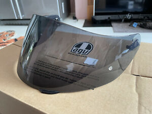 Genuine AGV GT2 AS Pinlock Ready Visor K5 S K3 SV K1 Motorcycle Helmet