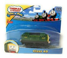 CLASS 40 Taken-N-Play Thomas & Friends Portable Railway 2013 BCW99 Take N Play