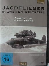 Jagdflieger im Zweiten Weltkrieg - Angriff der Flying Tigers - Pazifik, Japan