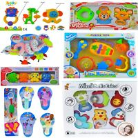 Baby Activity Toys and Rattles for Girl & Boy 0M+ Lovely Gift Set