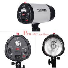 250 DI 250WS 250W Studio Strobe Photo Flash Head Light PHOTOGRAPHY UK