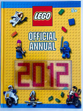 LEGO: The Official Annual 2012 by Penguin Books Ltd (Hardback, 2011)