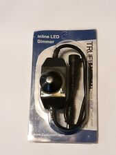 Current USA Truelumen Inline Dimmer for 12 & 24-Volt LED Strip NEW FREE SHIPPING