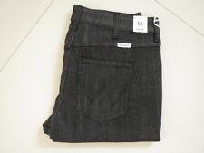 BNWT Wrangler Ladies Twiggy Skinny Fit  Raw Black Stretch Jeans  Size: 11