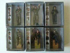 Torro 1/16 Hand-Painted Germany Army Tank Crew Figures - deal with 1/16 RC Tanks