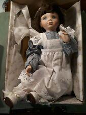 """Brand New In Box Ashton Drake Doll """"Nicolette"""""""