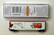 MTL Micro-Trains 77156 or 77159 or 77161 or 77162 Canada ON or PEI or NU or NT