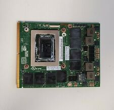 GTX 580M 3MF8R OEM Dell Y3WC7 2GB NVIDIA Secondary Video Card for Alienware M18x