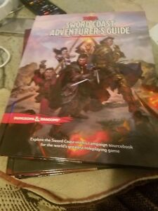 Sword Coast Adventurer's Guide 5th Edition Dungeons & Dragons