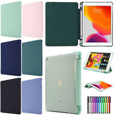 "For iPad 10.2"" 7th Gen Mini 5 4 Pro 11 12.9"" 2020 Case Smart Cover Leather Stand"