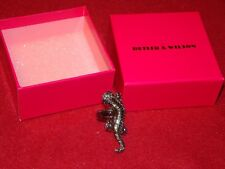 Statement Butler & Wilson Crystal Lizard Size Adjustable Ring. Boxed