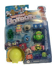 DR FRAUD Transformers BotBots Series 5 Science Alliance chemical flask 2020