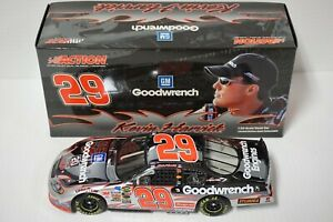 1/24 Kevin Harvick #29 GM Goodwrench 2005 Color Chrome RCCA NASCAR Diecast Car