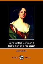 Love-Letters Between a Nobleman and His by Aphra Behn (2005, Paperback)