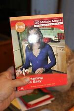 3 DVD DISC SET 30 MINUTE MEALS DVD WITH RACHAEL RAY ENTERTAINING MADE EASY - FOL