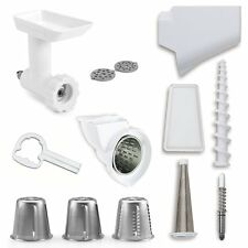 KitchenAid FPPA Attachment Pack For Stand Mixers Food Grinder Strainer Accessory