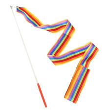 4M Tanzband Gymnastikband Wirbelband Turnband Rhythmikband Dance Ribbon Spo D3P1