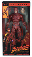 Marvel Neca Daredevil 1:4 Scale Action Figure