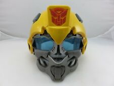 Transformers BumbleBee Electronic Voice Changer Helmet Mask by Hasbro 2008