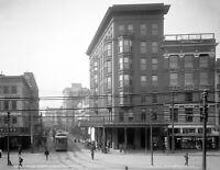 """1900-1906 Camp Street, New Orleans, LA Vintage Photograph 8.5"""" x 11"""" Reprint"""