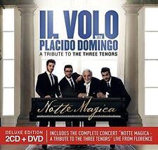 Il Volo - Notte Magica - A Tribute To The Three Tenors (NEW 2CD+DVD)