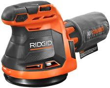 RIDGID 18V Cordless 5 in. Random Orbit Sander Orbital