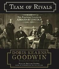 Team of Rivals: The Political Genius of Abraham Lincoln [Audio] by Doris Kearns