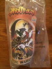 GARGOYLES STONE WARRIORS, vintage Burger King kids meal toy 1995, unused MIB