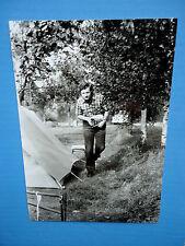 """""""LEBENSLINIEN"""": SW-FOTOGRAFIE, ALTES SW-FOTO, MANN, FREUND, BESUCHER, EX-DDR!"""