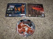 Warrior Kings Battles (PC, 2003) Near Mint