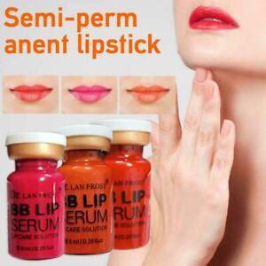 BB Lips Glow Ampoule Serum Starter Kit Lip Gloss BB Pigment New Cream K1Q3