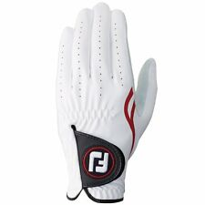 FootJoy Japan Golf All Weather Nanolock Glove Grip Left hand Fgntc16 White Red