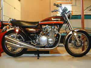 Kawasaki  1974 / Z1a 900 Headstock Decal / VIN tag