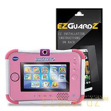 2X EZguardz Clear Screen Protector Shield 2X For VTech Innotab 3S