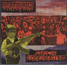 AXÉ UP Conformist / AGATHOCLES - divisé CD (2001) GRINDCORE mincecore