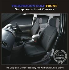 TOP VOLKWAGON (VW) GOLF FRONT NEOPRENE WATERPROOF ANTI-UV WETSUIT CAR SEAT COVER