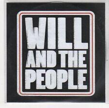 (EJ275) Will & The People, Knocking - DJ CD