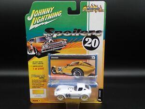 2020 JOHNNY JL WHITE LIGHTNING 1963 CHEETAH RACE SPOILERS STREET FREAK CHASE 3A