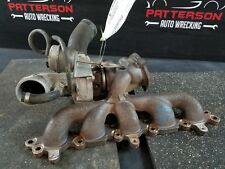 2007 VOLVO S40 T5 Turbo Turbocharger & Exhaust Manifold for B5254T7 2.5L