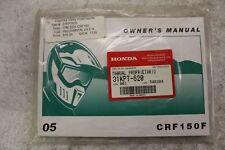 Honda NOS OEM 2005 CRF150F P/N 31KPT620