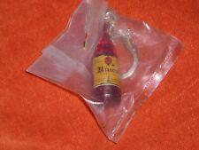 Porte-clés Key ring Bouteille Vin 12° UNION La COMTOISE Besançon sous blister