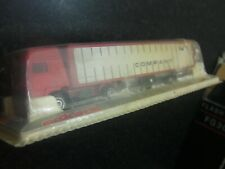 Vintage MAJORETTE 340 Container, VOLVO Articulated Truck, in Sealed Pack
