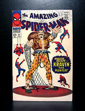 COMICS: Amazing Spiderman #47 (1967), 1st date for Peter & Mary Jane - RARE