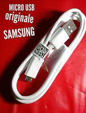 CAVO MICRO_USB_ORIGINALE SAMSUNG per Galaxy S3 S6 S7 J5 Universale FAST CHARGER
