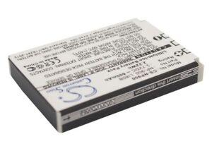 Li-ion Battery for BenQ DC E53 plus DC E63 plus DC E720 3.7V 600mAh
