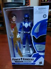 Power Rangers Mighty Morphin Blue Ranger Lightning Collection see pics