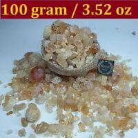 Arabic Gum 100%Natural Resin Incense Acacia Therapy 100gram FROM SUDAN صمغ عربي