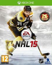 Jeu XBOX ONE NHL 15