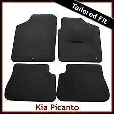 KIA PICANTO (2009 2010 2011) MONTATA SU MISURA MOQUETTE TAPPETINI AUTO 2 Clip